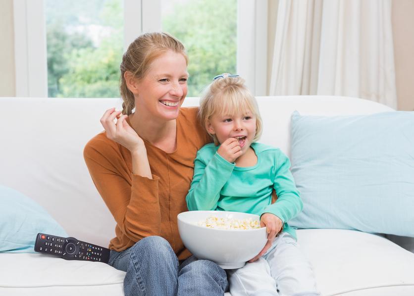 A 21. századi anya médiafogyasztása